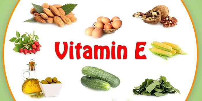 Vitamin E videoup