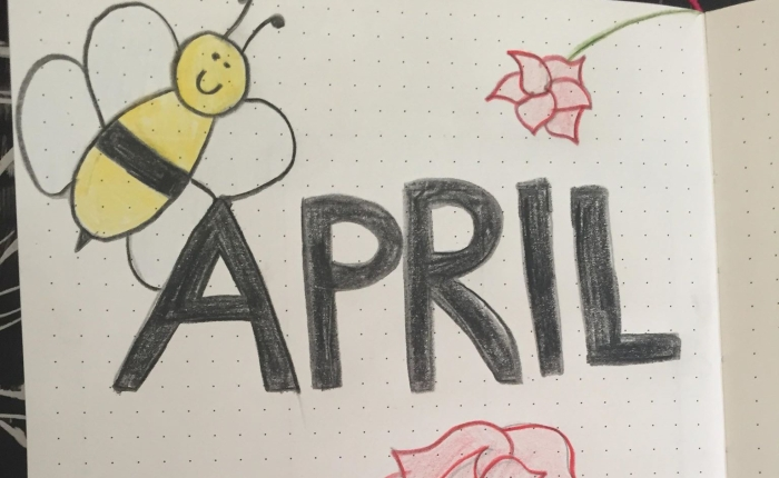 Bullet journal 2019 part 4