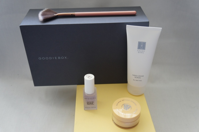Powered by goodiebox review