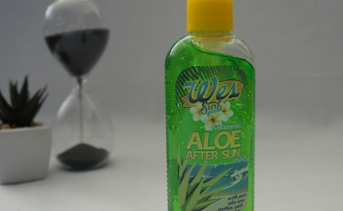 Aloe Vera in beauty products