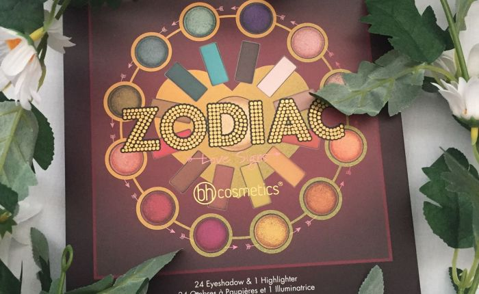 Bh Cosmetics- Zodiac love signs palette