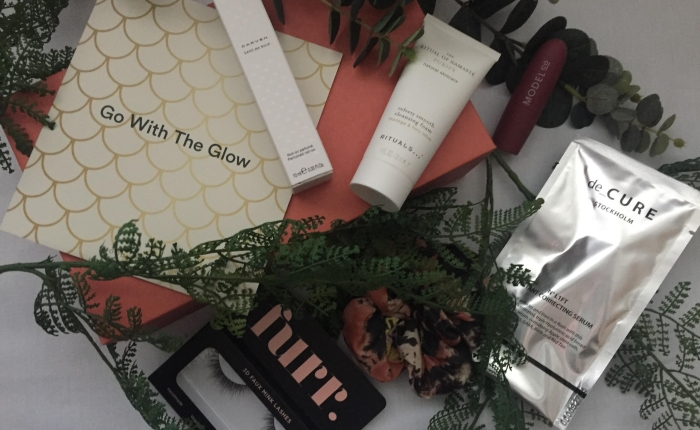Go with the glow Goodieboxreview