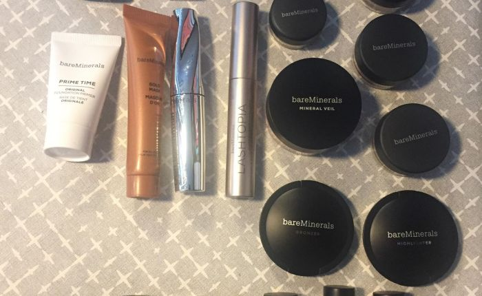 BareMinerals Christmas calendar review