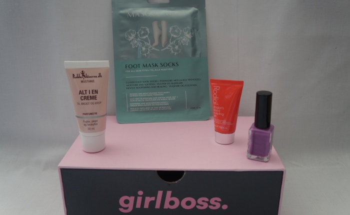 Girlboss goodiebox review