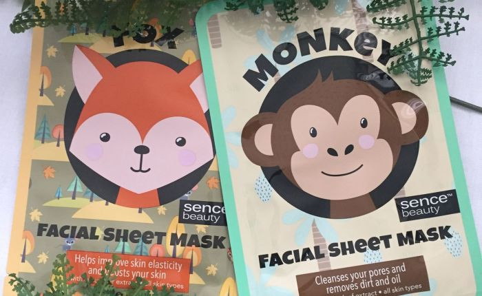 Sence Beauty – Facial Sheet Mask – Monkey