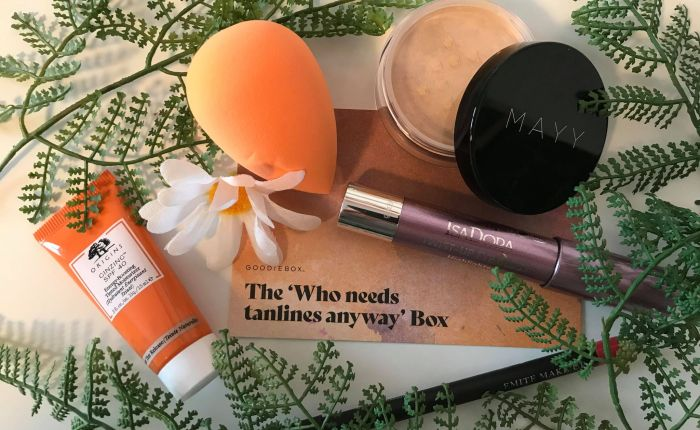The 'Who Needs Tanlines Anyways' Goodiebox Crush Box – September 2020