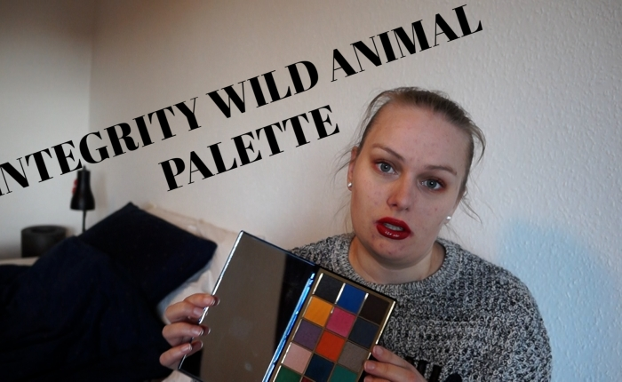 Revolution Makeup – Integrity Wild Animal Palette