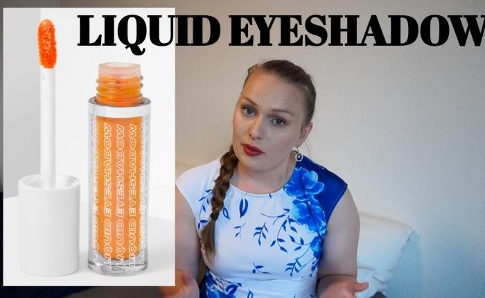 Makeup Explained – LiquidEyeshadow