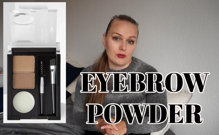 Makeup Explained – EyebrowPowder