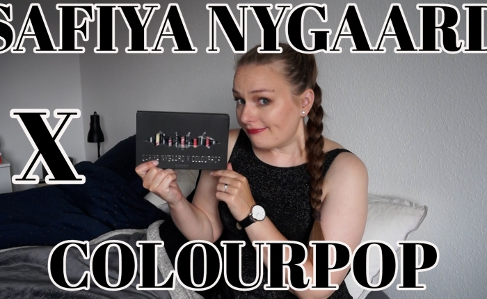 Safiya Nygaard X Colourpop Lipstickreview